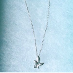 Tiffany & Co. Olive Leaf Necklace